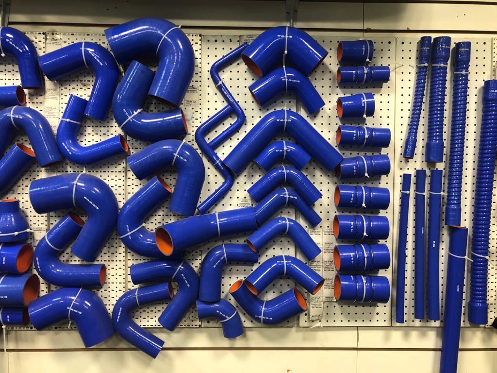 Патрубки силиконовые